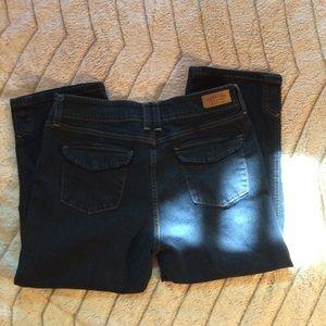 Levi's Capri Jeans Size 16